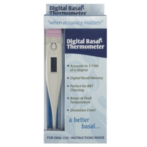 Digital Basal Thermometer