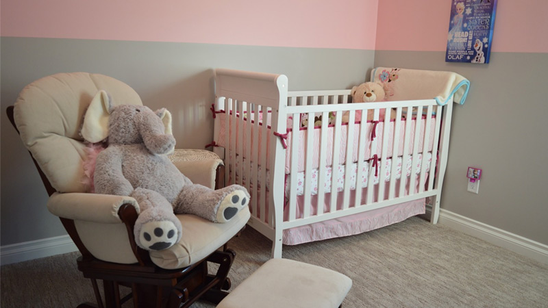 Choosing A Baby Crib For Your New Nursery