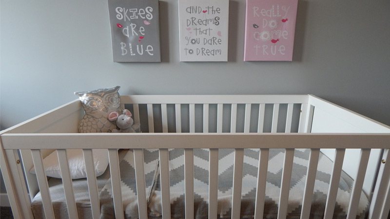 Ideas For Decorating A Baby Nursery