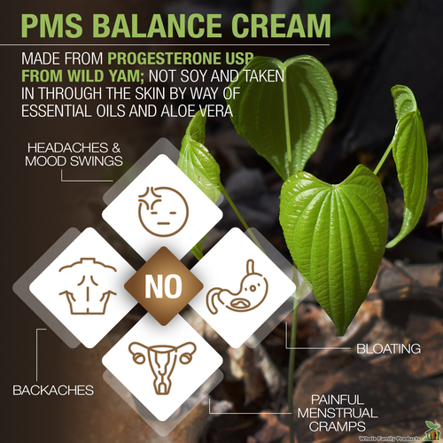 PMS Balance Natural Remedies for Menopause